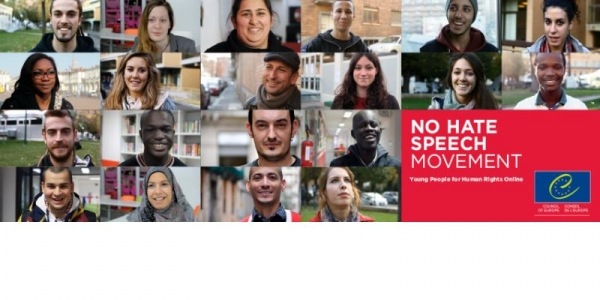 Join the no hate speech online