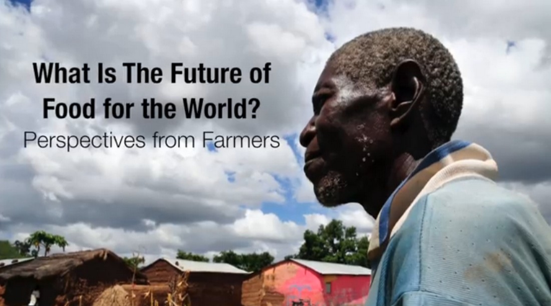 Farmers from the Global South about climate change