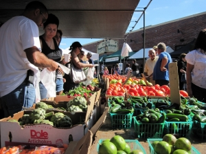 Alternative food systems: food cooperatives